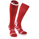Compressport Ultralight Racing Running Socks Ironman Edition red
